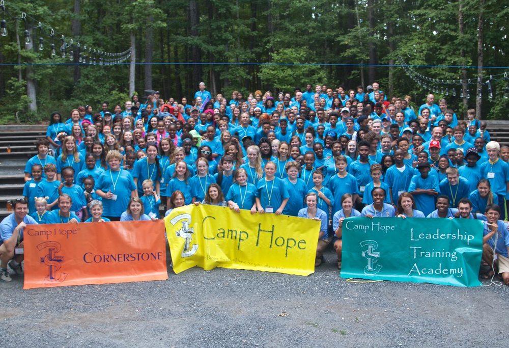 Camp Hope Photos 2017
