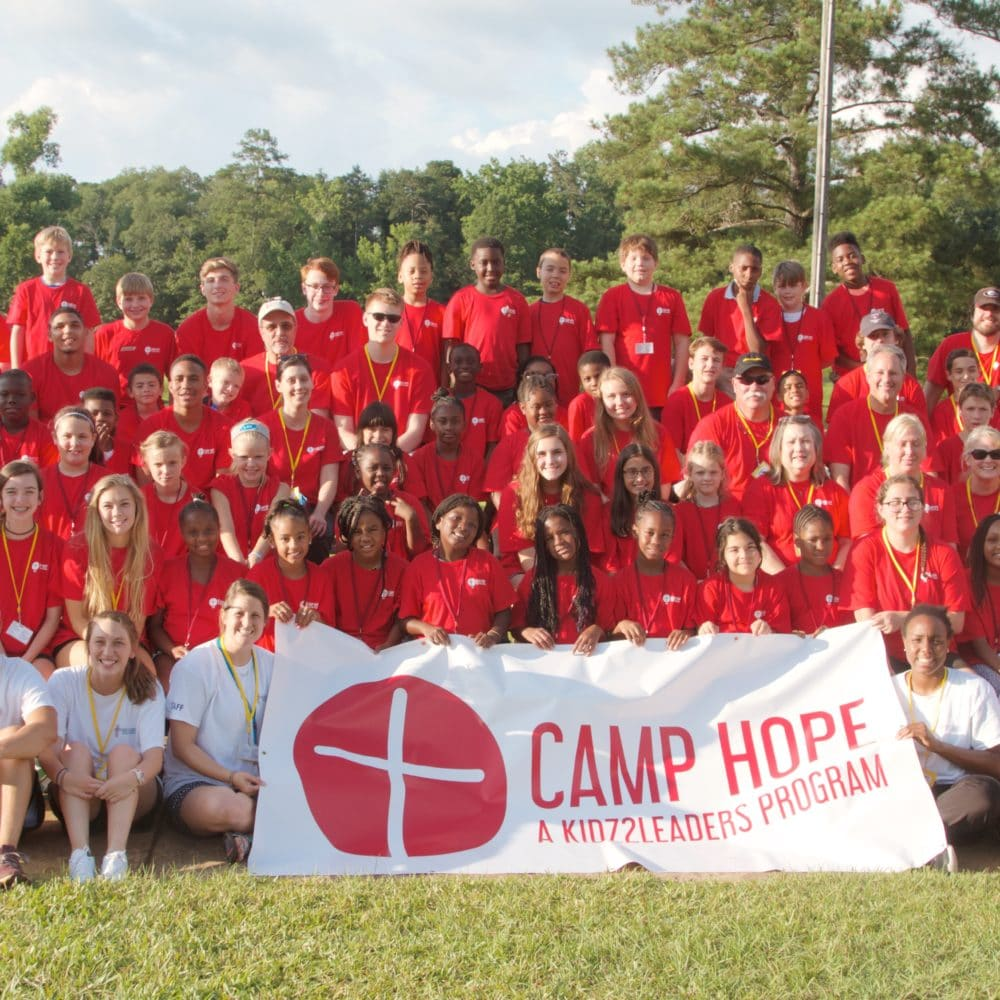 Camp Hope 2018 Session One