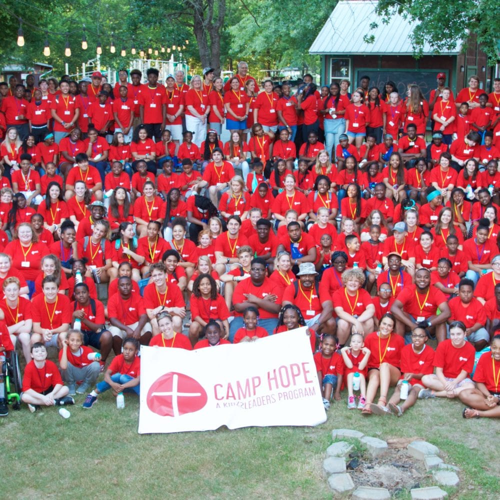 Camp Hope 2018 Session Two