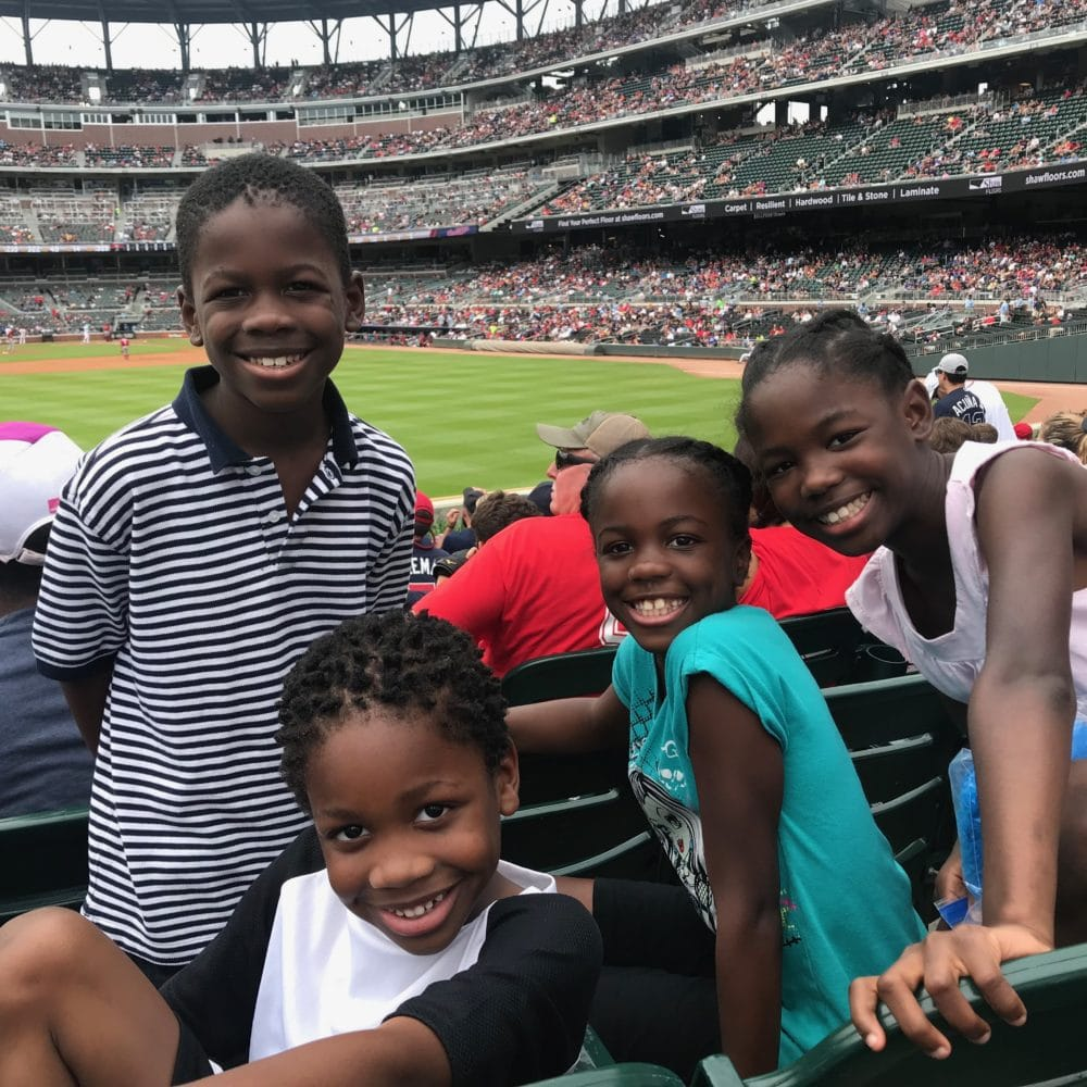 Family Braves Day 2018
