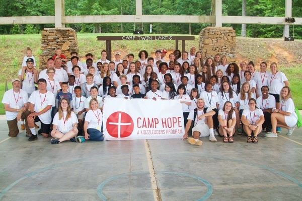 Camp Hope 2019 Cornerstone – June