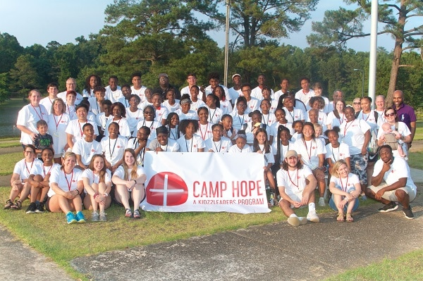 Camp Hope 2019 Leadership – June